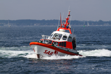 elektronisches Seenotrettungssystem  - Elektronik für Rettungstechnik